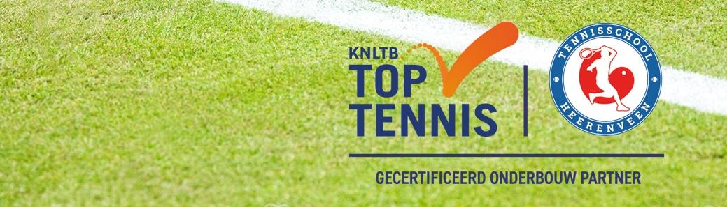 KNLTB gecertificeerde tennisschool